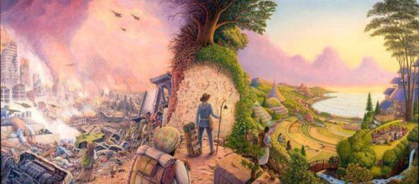 El Consejo de los Doce, Predicciones para el 2013; EL AÑO PARA CREAR EL NUEVO MUNDO CODIFICADO EN VUESTRO ADN DESDE EL COMIENZO DEL TIEMPO Ciudafutr